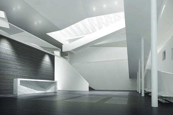 现代美术馆展厅