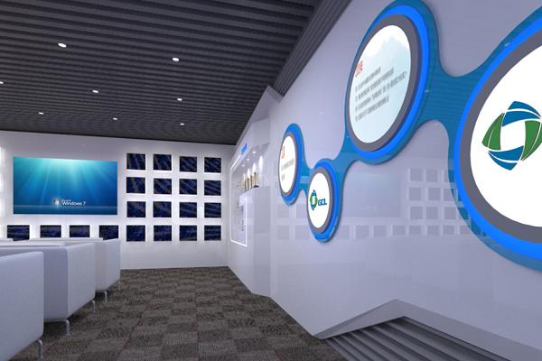 能源企业展览馆