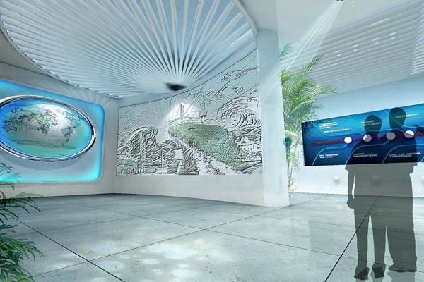 中远海运集团展览展厅