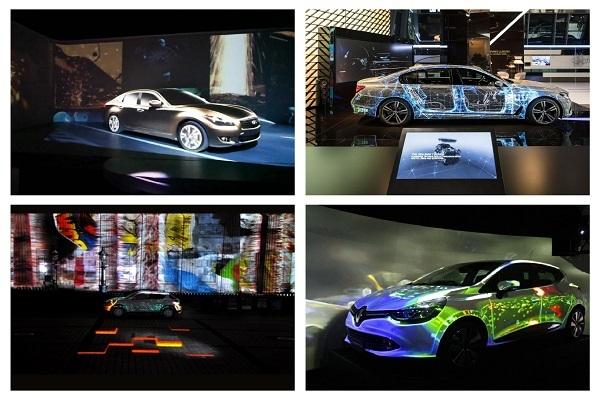 汽车3D Mapping